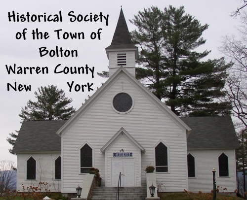 Historical Society of the Town of Bolton