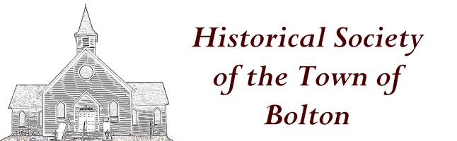 The Historical Society of the Town of Bolton